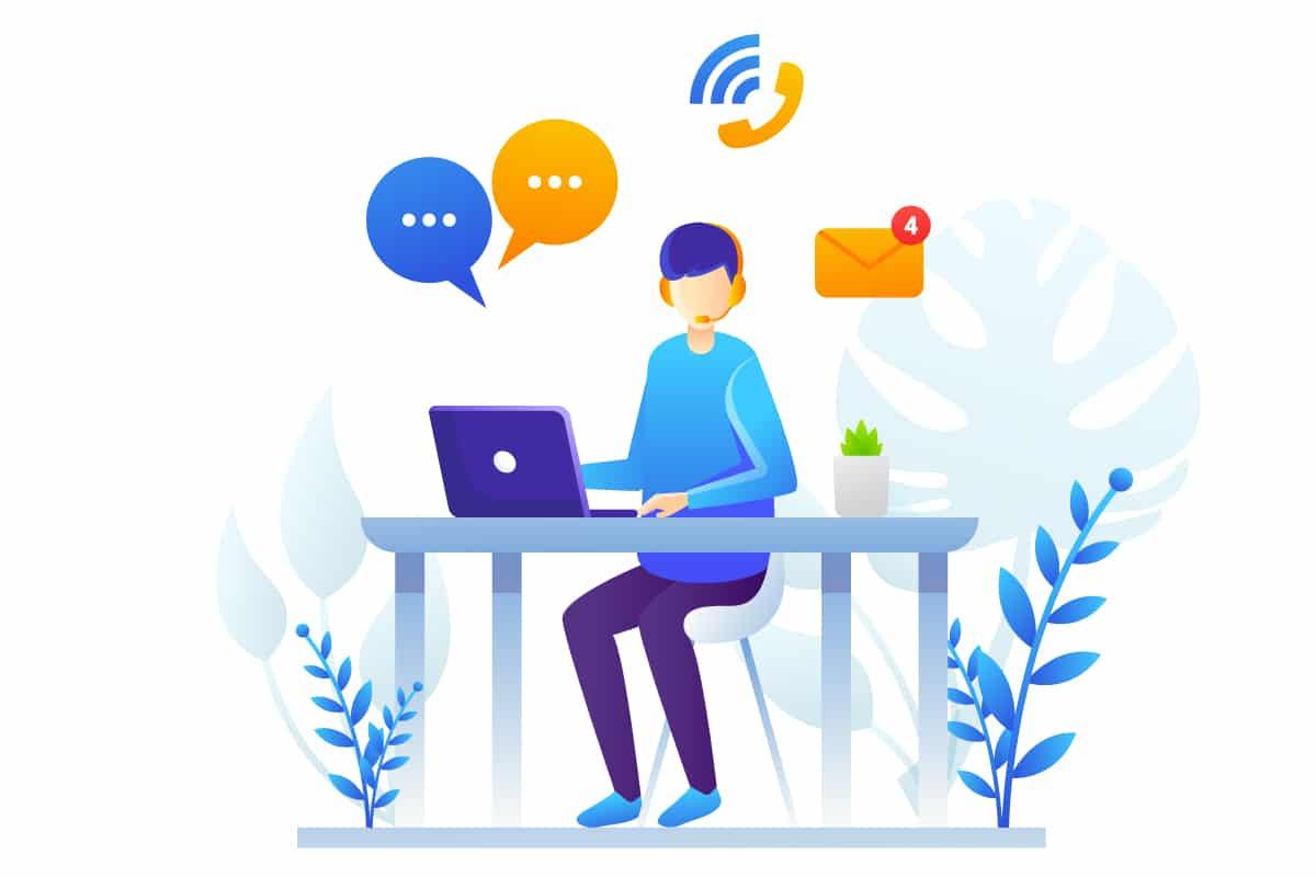 comparativa de la atención al cliente de hosting