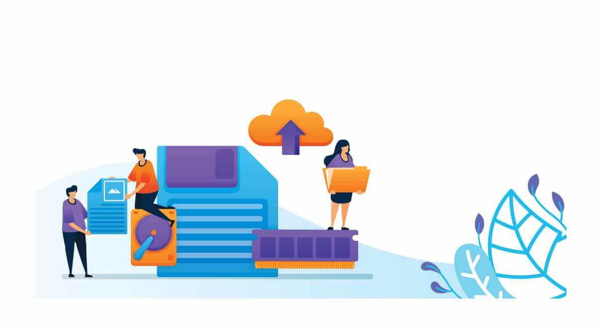 comparativa de capacidad de hosting