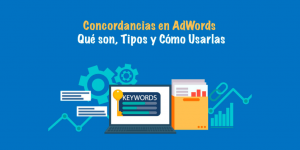 concordancias google adwords