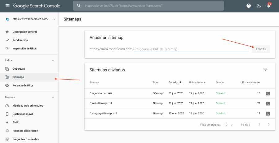 Qué es un sitemap xml y cómo crear uno en WordPress 3