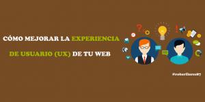 experiencia de usuario web