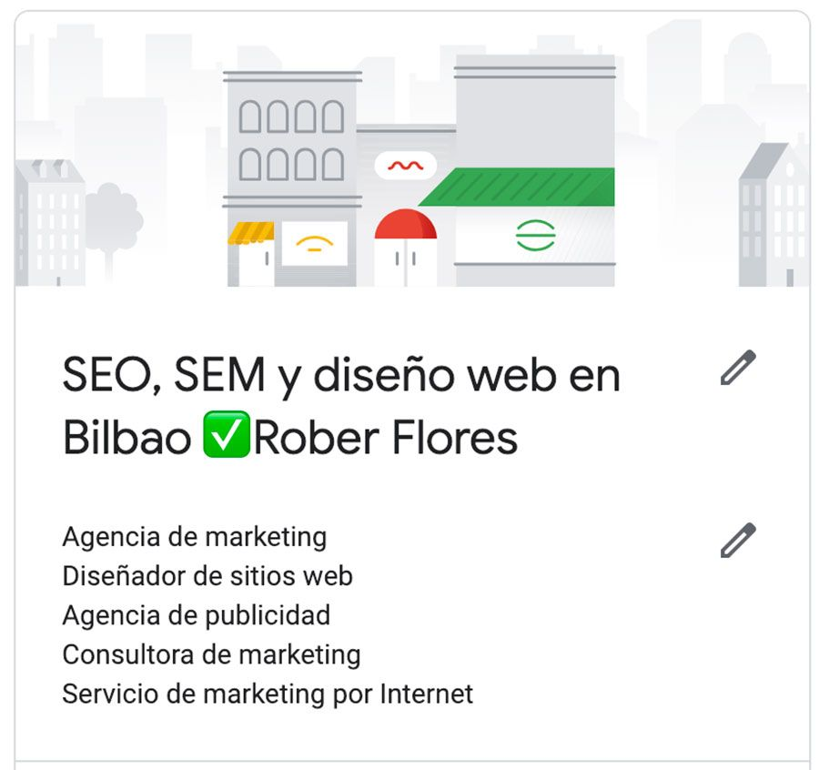 google my business posicionamiento local